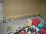 レントゲン室の床