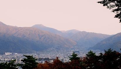 松本市里山辺