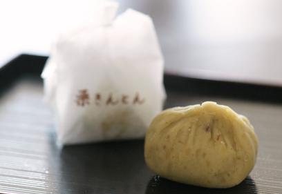 丸山菓子の栗きんとん