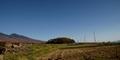 八ヶ岳南麓と富士山