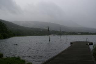 2007年9月女神湖