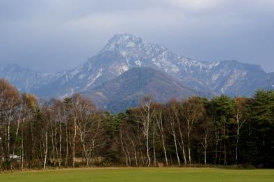 原村からの八ヶ岳