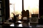 ロバのいる喫茶店