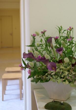 月曜日はお花屋さん