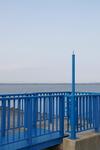 調整池の水門