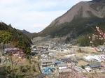 下仁田町 虻田の集落