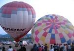 パイオニアの気球と