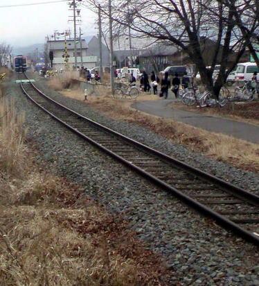 JR小海線 北中込駅
